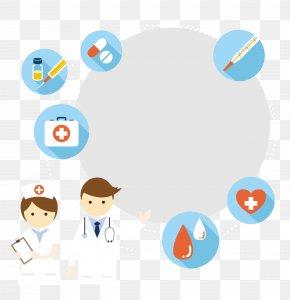 Doctors And Nurses - Nursing Euclidean Vector PNG