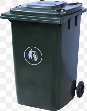 Waste Recycling - Waste Container Recycling Bin Waste Containment Lid Plastic PNG