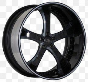 Alloy Wheel - Alloy Wheel Car Tire Rim PNG