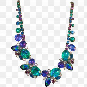 Necklace - Costume Jewelry Earring Necklace Jewellery PNG