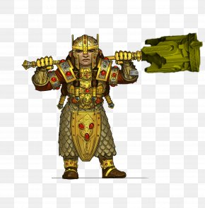 Dwarf - Dungeons & Dragons Pathfinder Roleplaying Game Dwarf Cleric Player Character PNG