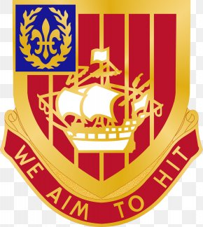 Artillery - United States Army Distinctive Unit Insignia 251st Air Defense Artillery Regiment Army National Guard PNG