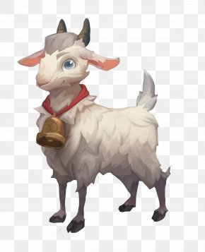 Vector Goat - Goat Sheep PNG