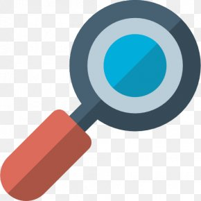 Gray Magnifying Glass - Magnifying Glass Icon PNG