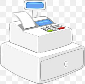 Credit Cliparts - Cash Register Free Content Clip Art PNG