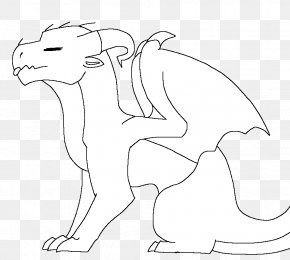Anxious Teen - /m/02csf Line Art Carnivores Drawing Cartoon PNG