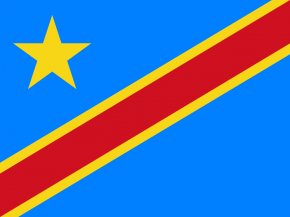 Scalawag Cliparts - Congo River Flag Of The Democratic Republic Of The Congo Zaire PNG