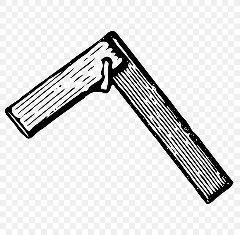 Construction: Carpentry Carpenter Woodworking Tool Clip Art, PNG, 800x800px, Carpenter, Black And White, Free Content, Hardware Accessory, Monochrome Download Free