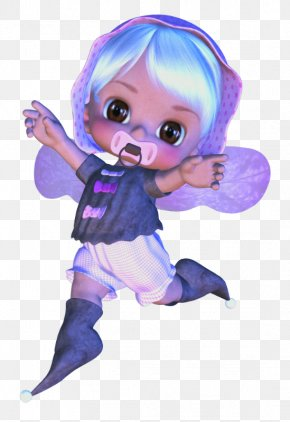 Fairy - Fairy Elf Doll Duende Infant PNG