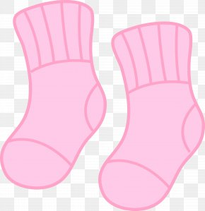 Fall Socks Cliparts - Joint Walking Shoe Pattern PNG