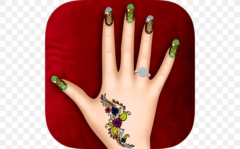 Princess Nail Art Salon Png 512x512px Nail Android Body Jewelry Finger Game Download Free