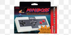 Nintendo - Xbox One Controller Super Nintendo Entertainment System Wii Classic Controller NES Classic Edition PNG