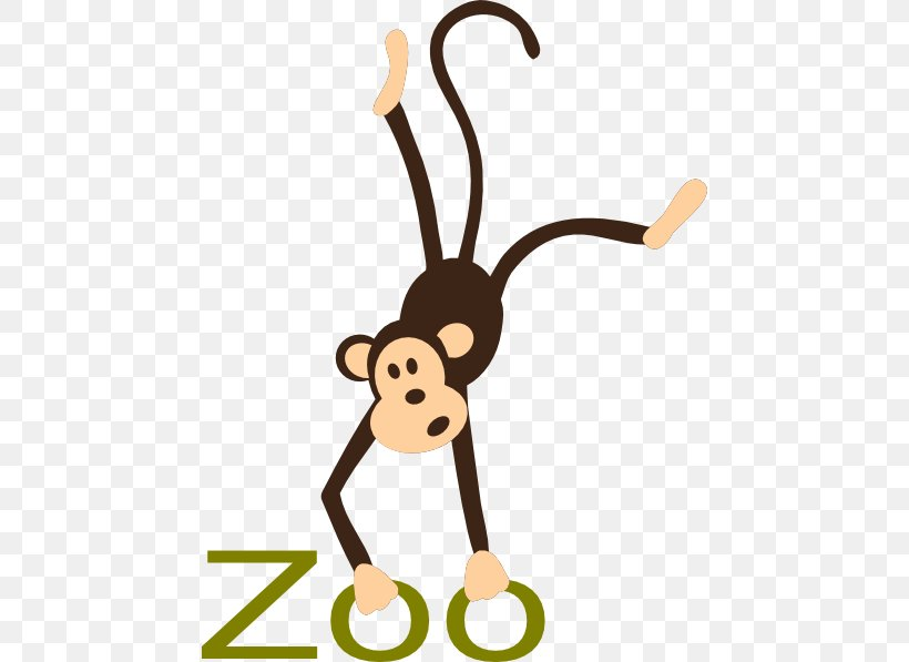 Monkey Free Content Drawing Royalty-free Clip Art, PNG, 456x597px, Monkey, Animal Figure, Blog, Cartoon, Drawing Download Free