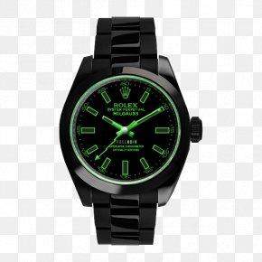 Rolex Milgauss - Smartwatch Jewellery TAG Heuer Diesel PNG