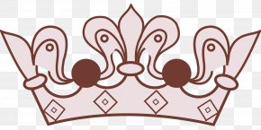 Lavender Crown - Crown Free Content Clip Art PNG