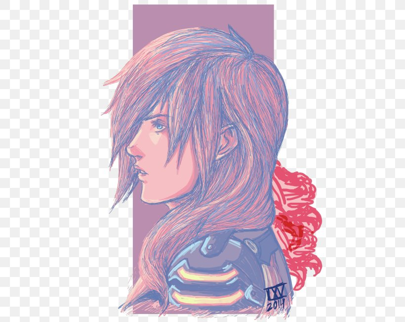 Hair Coloring Nose Homo Sapiens Sketch, PNG, 500x651px, Watercolor, Cartoon, Flower, Frame, Heart Download Free