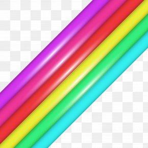 Vector Rainbow - Rainbow Euclidean Vector PNG