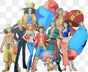 One Piece - Monkey D. Luffy One Piece: Pirate Warriors 3 Usopp Nami PNG