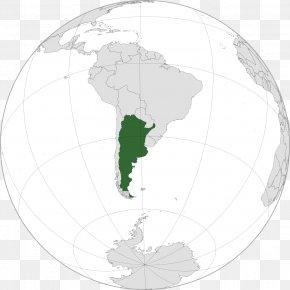 World Map - Argentina World Map National Reorganization Process PNG