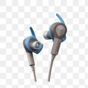Blue Headphones - Jabra Headphones Headset Sport Coach PNG