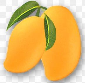 Mango Transparent - Mango Clip Art PNG