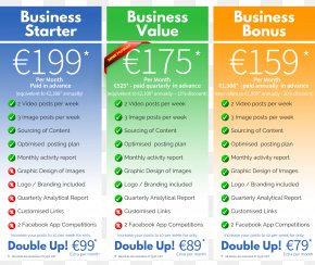 Social Media - Social Media Marketing Pricing Business PNG