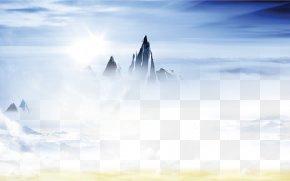 Mountain Peak - Energy Sky Computer Microsoft Azure Wallpaper PNG
