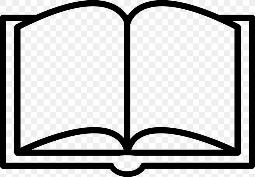 Book Clip Art, PNG, 980x682px, Book, Area, Black And White, Education, Icon Design Download Free