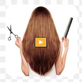 Hair - Corte De Cabello Long Hair Hairstyle Cosmetologist PNG
