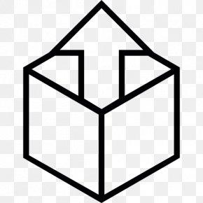 Arrow Decorative Box - 3D Modeling 3D Computer Graphics Clip Art PNG