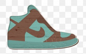 Sneakers Brown - Clothes Icon Dunk Icon Nike Icon PNG