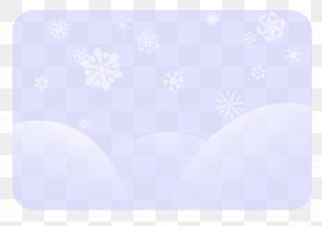 Falling Snow - Desktop Wallpaper Purple Pattern PNG