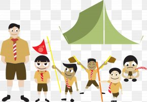 Field Picnic Vector - Child Summer Camp Camping PNG