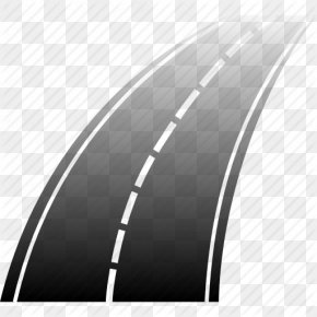 Road Map Size Icon - Road Desktop Wallpaper PNG