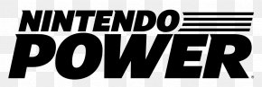 Power LOGO - Nintendo Power Nintendo Entertainment System Logo Magazine PNG