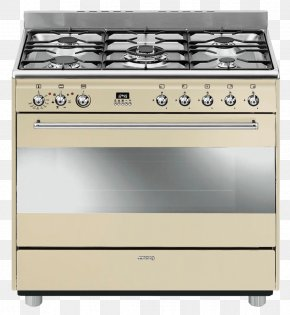Stove - Cooking Ranges Gas Stove Oven Smeg Electric Stove PNG