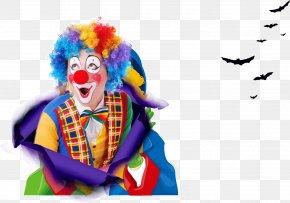 Funny Clown - Clown Performance Circus PNG
