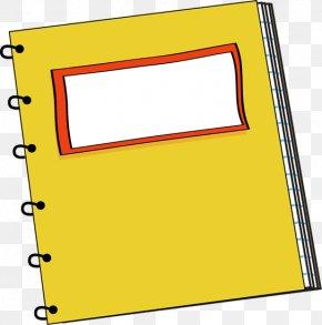 Spiral Notebook - Notebook School Supplies Clip Art PNG
