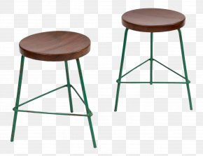 Four Legs Stool - Bar Stool Table Chandigarh Chair PNG