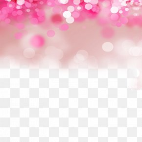 Women's Day Background - Pink Paper Wallpaper PNG
