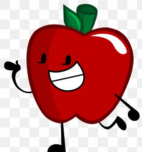 Red Apple - Drawing Apple Cartoon Character Clip Art PNG