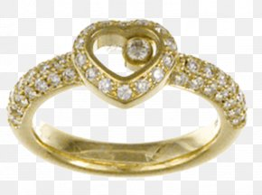 Heart Ring Image - Diamond Engagement Ring Wedding Ring Colored Gold PNG