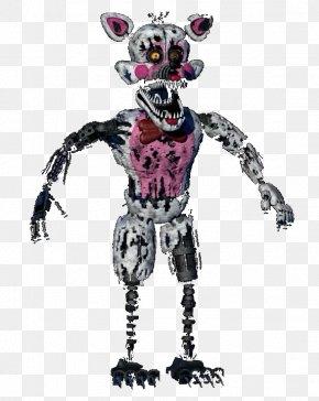 Foxy De Fnaf 4 - Five Nights At Freddy's: Sister Location Drawing Fan Art DeviantArt PNG