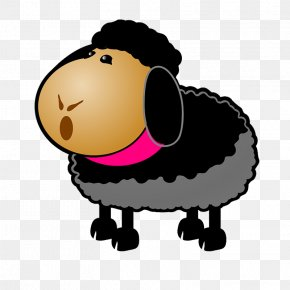 Sheep - Sheep Clip Art Vector Graphics Image PNG
