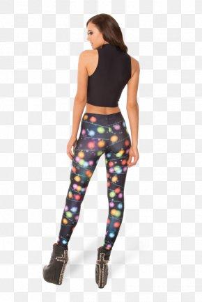 Fairy Lights - Leggings Capri Pants Clothing Tights PNG