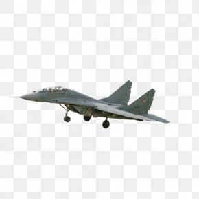 Aircraft - Fighter Aircraft Sukhoi Su-27 Mikoyan MiG-29 Air Force Military PNG