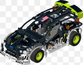 Car - Model Car Ford Fiesta Lego Technic PNG