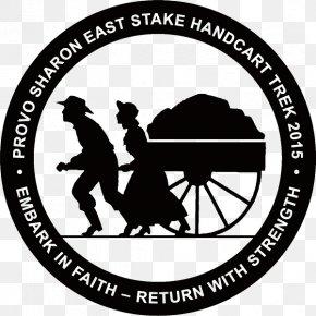 Mormon Handcart Trek - Mormon Handcart Pioneers Mormon Pioneers Pioneer Day The Church Of Jesus Christ Of Latter-day Saints Mormon Trail PNG