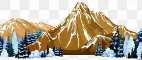 Mountain - Mountain Mindolluin Montes Icon PNG