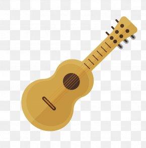 Guitar - Acoustic Guitar Ukulele Tiple Cuatro PNG